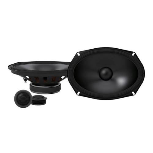 "Alpine S-S69C 6""x9"" Component Speaker System"