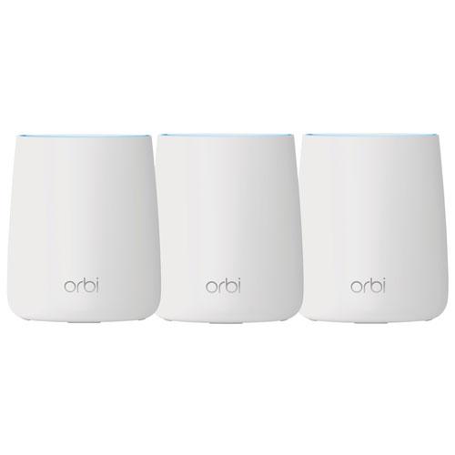 NETGEAR Orbi AC2200 Whole Home Mesh Wi-Fi System (RBK23