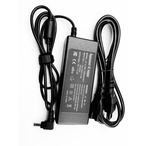 90W AC adapter charger for Toshiba Satellite P200-RTI P200-RT1 P200-AB3