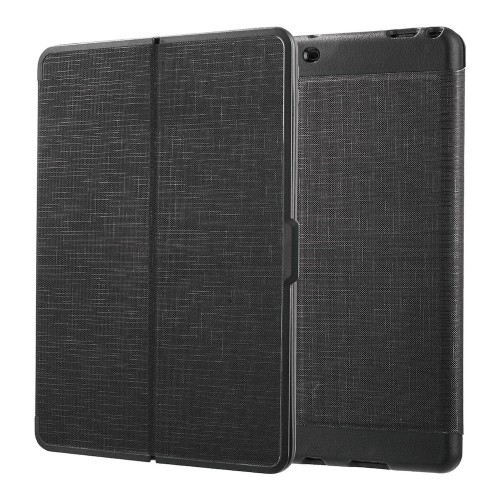"Insten Flip Wallet Leather Fabric Cover Case For Apple iPad Pro 10.5"", Black"