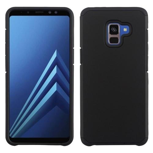 Insten Astronoot Hard Hybrid Plastic TPU Case For Samsung Galaxy A7 (2018), Black