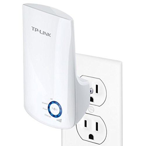 TP-Link TL-WA850RE 300Mbps Universal Wi-Fi Range Extender, Repeater, Wall  Plug design, One-button Setup, Smart Signal Indicato