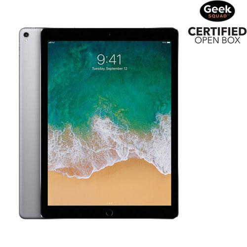 iPad Pro 12,9 po et 64 Go avec Wi-Fi d'Apple - Gris cosmique - Boîte ouverte