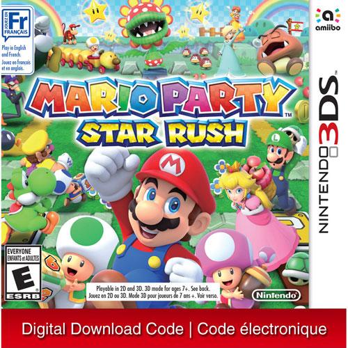 Mario Party Star Rush - Digital Download