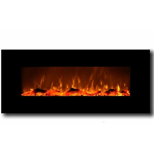 Wall Mounted Led Electric Fireplace 50 Electric