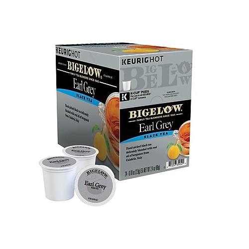 Bigelow Earl Grey Black Tea K-Cup, 96 Count