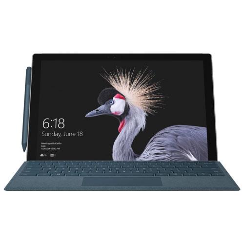 "Microsoft Surface Pro 12.3"" 128GB Windows 10 Pro Tablet With Intel Core i5-7300U - Silver"
