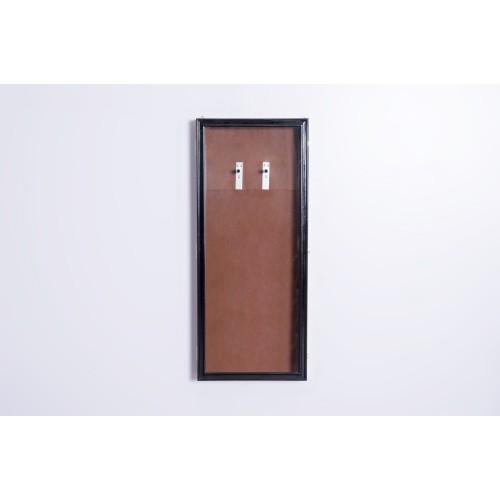 "HOMCOM 40""x40"" Guitar Fender Display Case Black Guitar Stands Interesting Product Display Stands Canada"