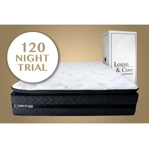 Logan Cove Luxury Hybrid Pillow Top Mattress Twin Xl Size