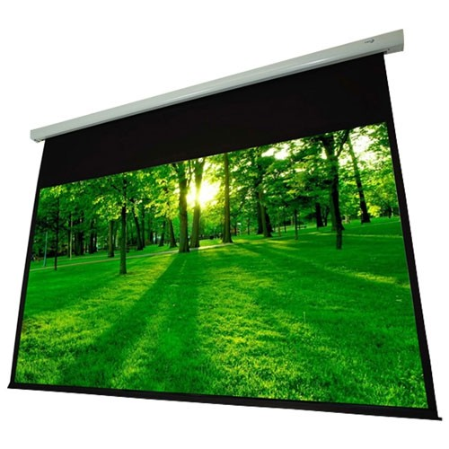 """EluneVision Luna Series 135"""" 1.1 gainMotorized Projection Screen"""