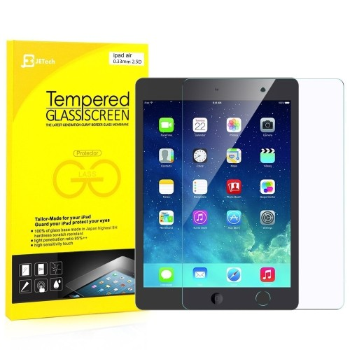Tablet & iPad Screen Protector: Tempered Glass & Privacy Screen