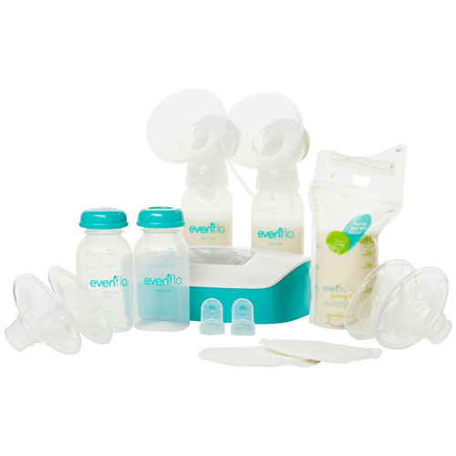 Evenflo Advanced Double Electric Breast Pump  Breast Pumps - Best Buy Canada-8284