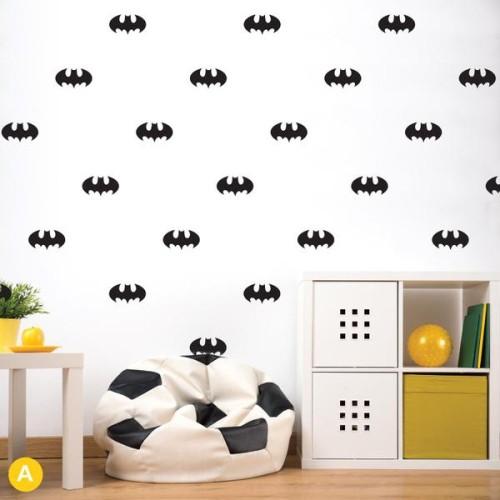 bats wall decal : wallpaper & wall decals - best buy canada
