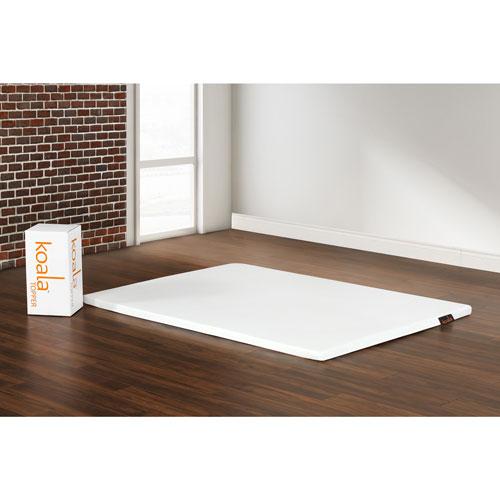 koala 2 gel memory foam mattress topper king mattress toppers best buy canada. Black Bedroom Furniture Sets. Home Design Ideas