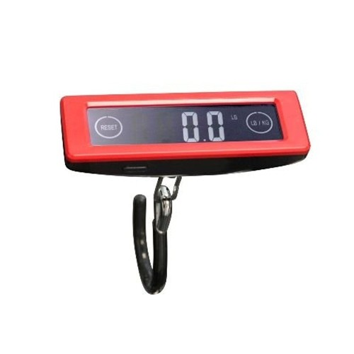 Hontus Planet Traveler Digital iTouch Scale44 Travel Luggage Scale