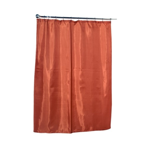 American Crafts Polyester Fabric Shower Curtain Liner With Weighted Bottom Hem