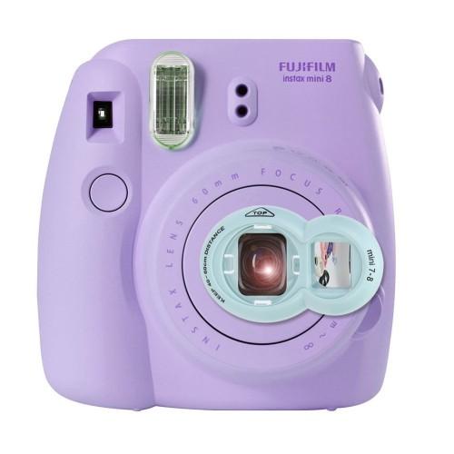 2dc104abb Katia Close Up Lens with Self-portrait Mirror for Fujifilm Instax Mini 8/  Mini 8+/ Mini 9 Instant Film Camera (Green) | Best Buy Canada