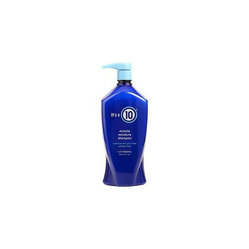 Miracle Moisture Shampoo 33.8 Oz