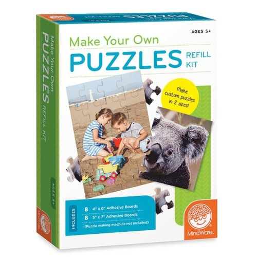 make your own puzzles refill puzzles best buy canada