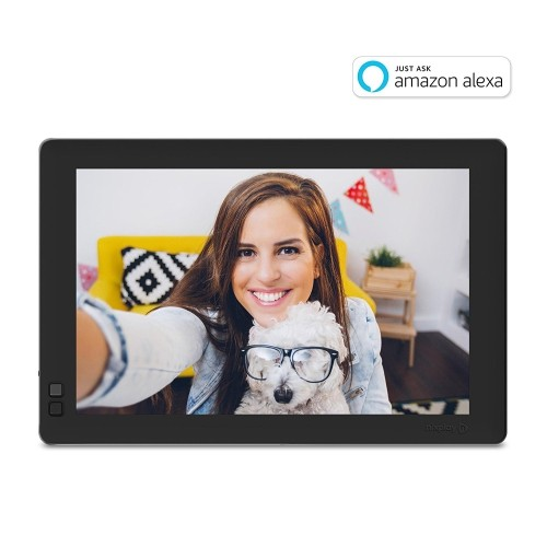Nixplay Seed 101 Inch Widescreen Digital Wifi Photo Frame With