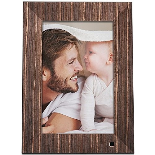 Nix Lux 101 Inch Digital Photo And Hd Video Frame With Hu Motion