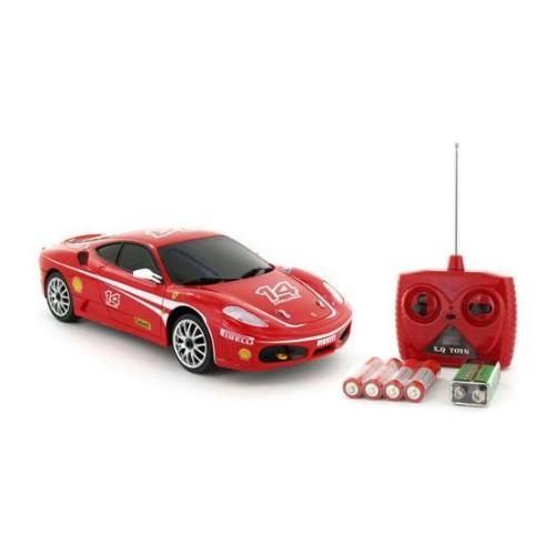x racing: radio controlled ferrari f430 challenge #1 : rc cars