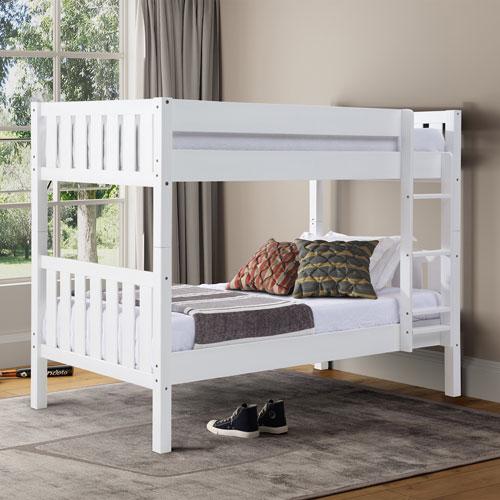 Lit Superpose Rustique Pour Enfants De Winmoor Home Lit Simple