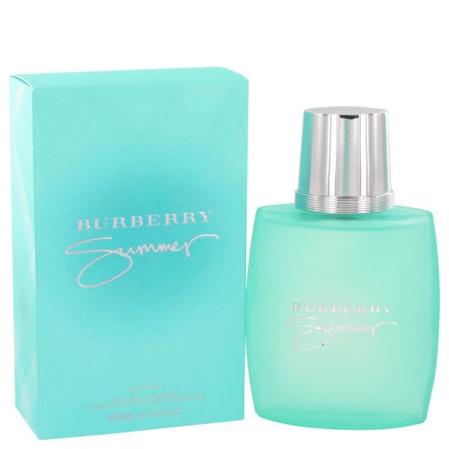 329847365e0 Burberry Summer by Burberry Eau De Toilette Spray (2013) 3.4 oz (100 ml) ( Men) - Online Only