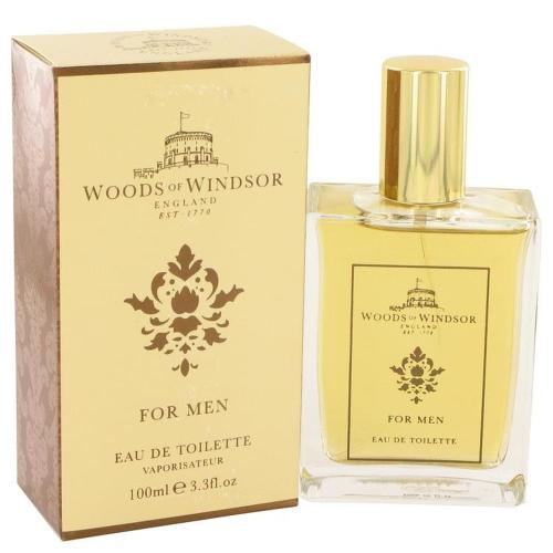 Woods of Windsor by Woods of Windsor Eau De Toilette Spray 3.4 oz
