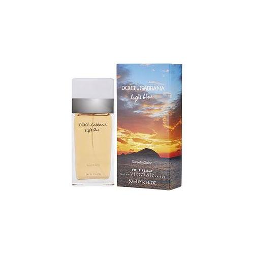 782836cf38ef Light Blue Sunset in Salina by Dolce   Gabbana Eau De Toilette Spray 1.6 oz  (50 ml) (Women) - Online Only