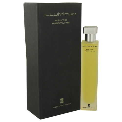 Illuminum Vetiver Oud By Illuminum Eau De Parfum Spray 34 Oz 100