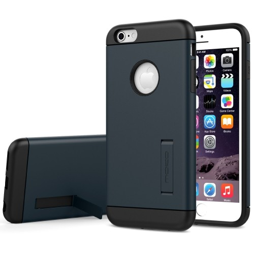 6s hybrid Iphone Case Cushion Plus kickstand Armor Moko Series fdvqwCxvW