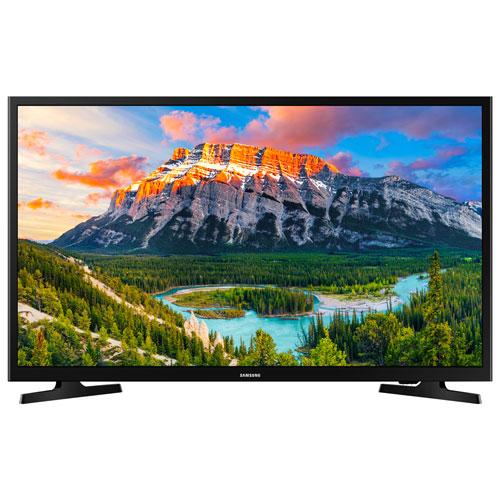 "Samsung 43"" 1080p HD LED Tizen Smart TV - Glossy Black"