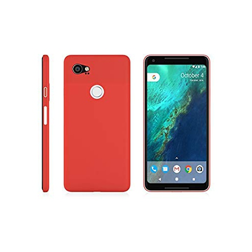 new arrival fbb84 56df8 Google Pixel 2 XL MNML Thin Case (Red)