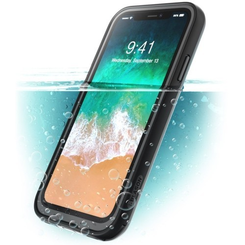 premium selection 88cd1 e4b8b iPhone X Case, i-Blason [Aegis] Waterproof Full-body Rugged Case with  Built-in Screen Protector for Apple iPhone X / iPhone 10