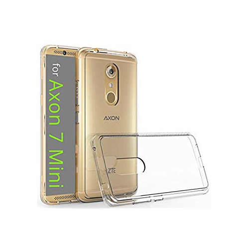 Zte Axon 7 Mini Case Invisible Armor Low Profile Drop Protection Slim Tpu Rubber Soft Shell Case Best Buy Canada