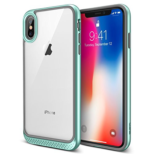 size 40 42b68 220ee ESR Fitted Hard Shell Case for iPhone X - Clear