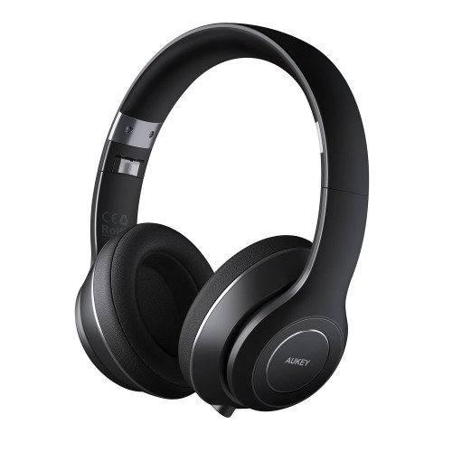 544515f3249 AUKEY Bluetooth Headphones, Foldable On-Ear Wireless Headphones with  18-hour Playtime and Built-in Microphone for iPhone, Sams | Best Buy Canada