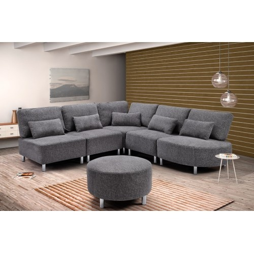 Sectional Sofa Connectors Canada: Viscologic Fabric Sectional Sofa