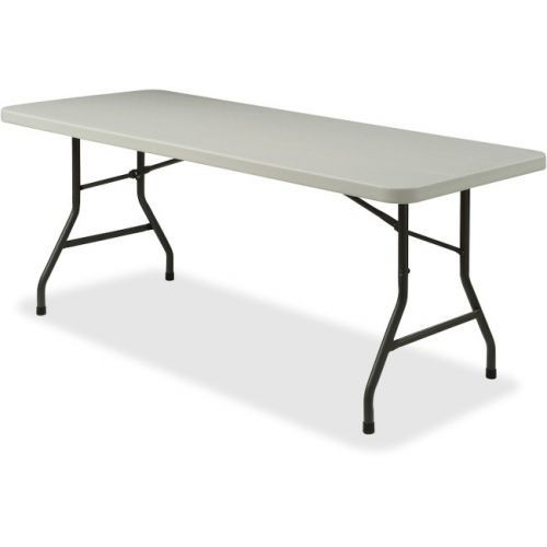 Lorell Rectangular Banquet Table Rectangle Top 60 Table Top Width X 30 Table Top Depth X 2 Table 66656 Best Buy Canada