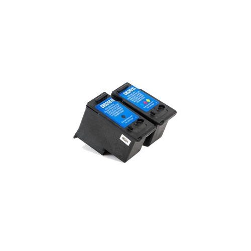 Canon PG 240XL CL 241XL Remanufactured Black And Color Ink Cartridge High Yield Combo For PIXMA Printer