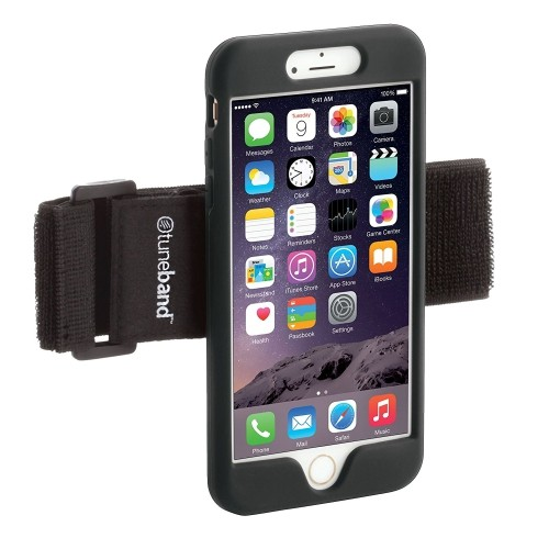 best service 89722 f0ba3 Grantwood Technology Arm Band Case for iPhone 7 Plus - Black