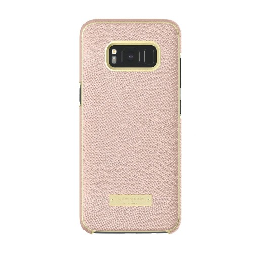 100% authentic 0851e 4fac1 Kate Spade New York Fitted Hard Shell Case for Samsung Galaxy S8 - Rose Gold