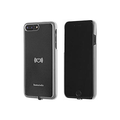 Wireless Receiver Case For Iphone 7 Plus Hanende Qi Wireless Charging Case With Flexible Lightning Connector Black Best Buy Canada