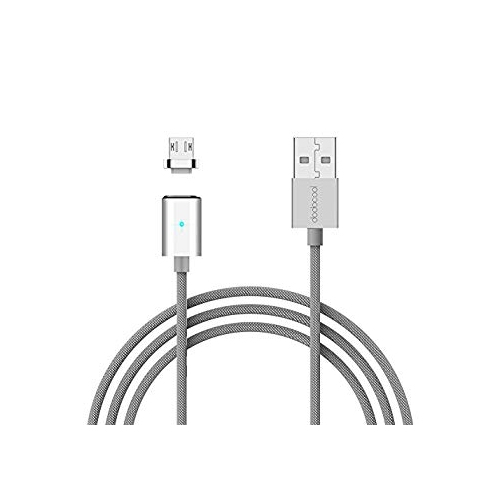 Dodocool Usb Charging Cable Magnetic Micro Usb Charge Sync Data Cable With Led Indicator 3 9ft Android Charging Adapter For S Usb Cables Best Buy