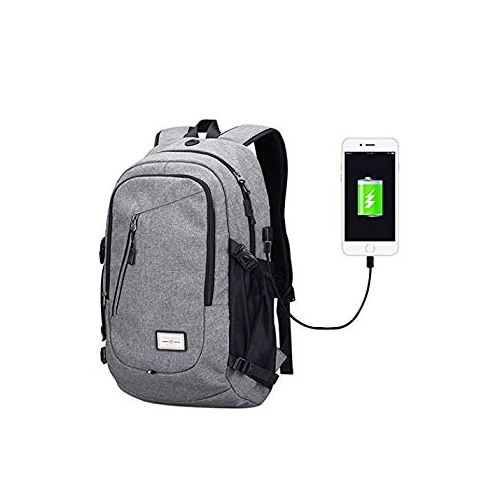 Laptop Backpack with USB Charging Port 4220274921934