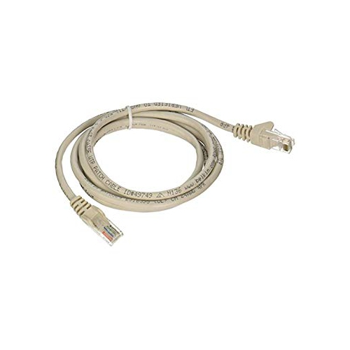 Belkin Cat 5e Snagless Patch Cable White 5 Feet Cords