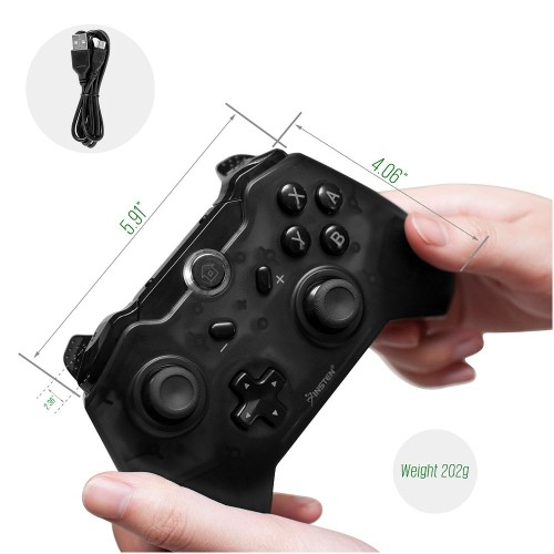 Insten 2-Pack Wireless Pro Gaming Controller Bluetooth