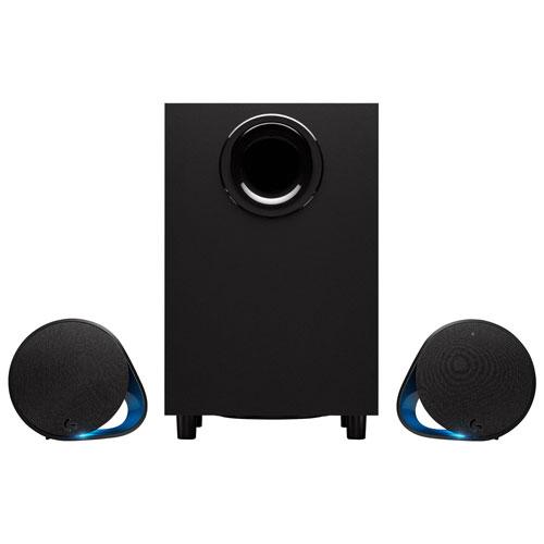 Logitech G560 LIGHTSYNC Computer Gaming Speaker System