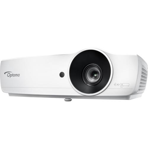 Optoma W460 3D Ready DLP Projector - 720p - HDTV - 16:10